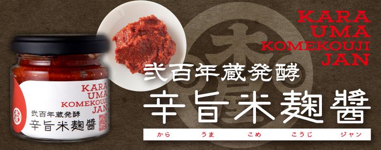 木屋本店_辛旨米麹醤